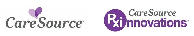 CareSource and RXInnovations Logo