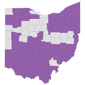 CareSource 2020 Ohio Marketplace Covered Counties