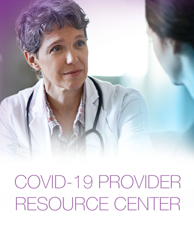 COVID-19 Provider Resource Center